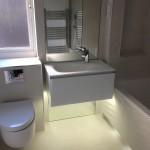 Bathroom LED spots